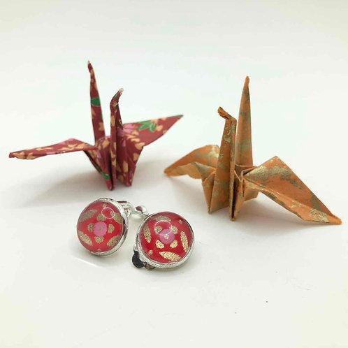 Origami-Ohrringe 009