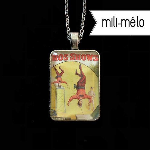 Ringling Brothers: mili-mélo