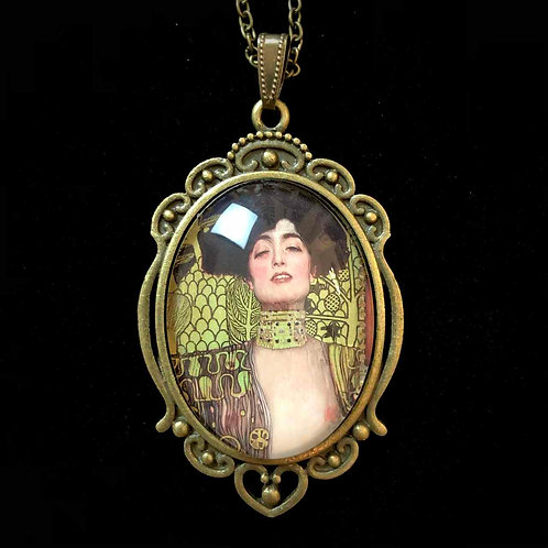 Klimt, Gustav: Judith IV (Spezialrahmen)
