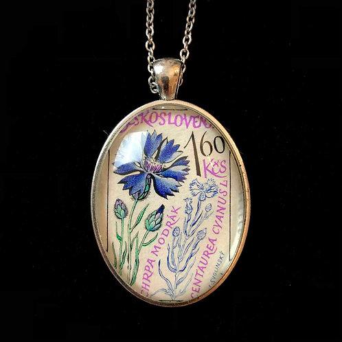 Blaue Blume 1965