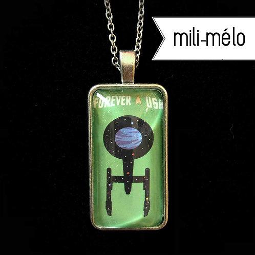 Der Weltraum - unendliche Weiten. Forever: mili-mélo (hoch)