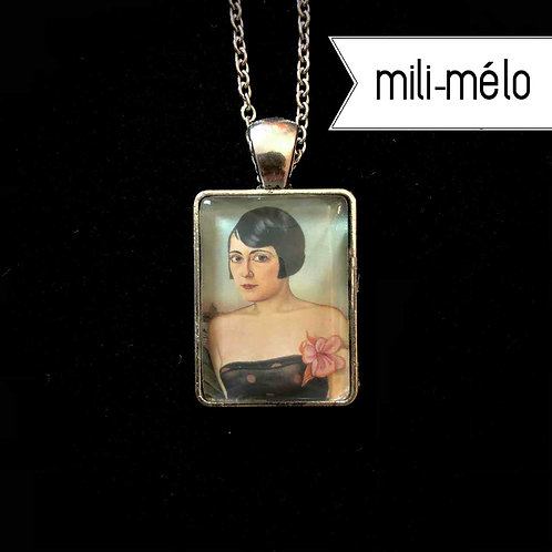 Christian Schad (Motiv 1920er): mili-mélo (mini)