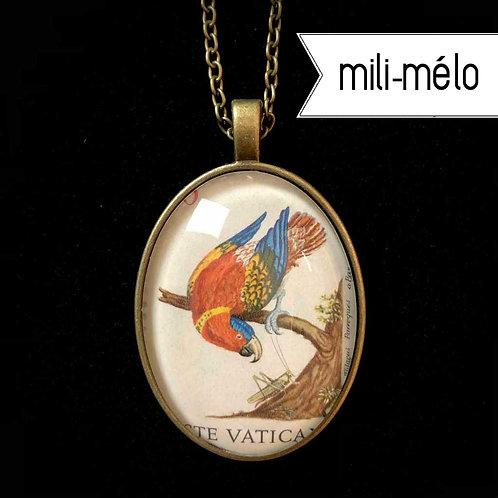 mili-mélo: Papagei, Vatikan