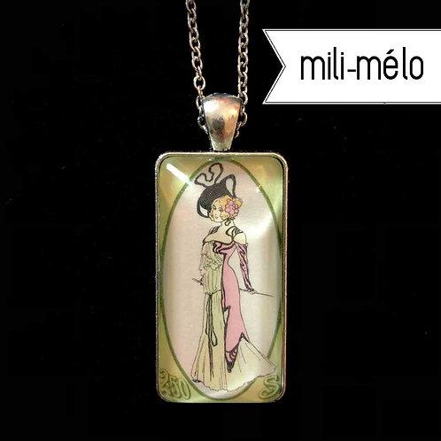 Wr. Modeschau (1900 / 1979): mili-mélo (hoch)
