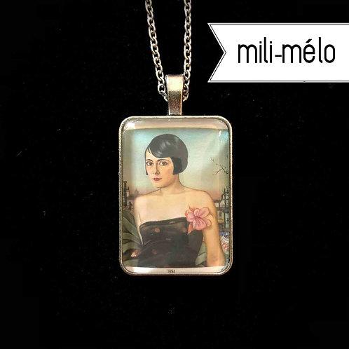 Christian Schad (Motiv 1920er): mili-mélo