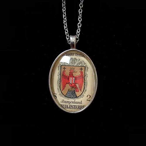 Wappen 1976: Burgenland