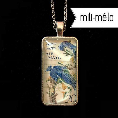 Bluebirds (1963, USA) Stempel 2: mili-mélo (hoch)
