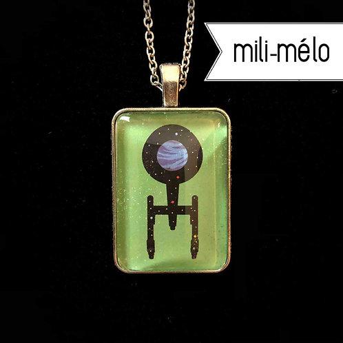 Der Weltraum - unendliche Weiten: mili-mélo