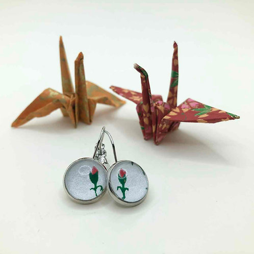 Origami-Ohrringe 005