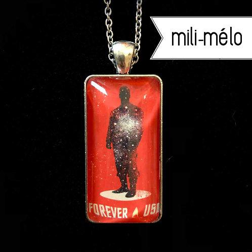 Beam me Up, Forever: mili-mélo (hoch)
