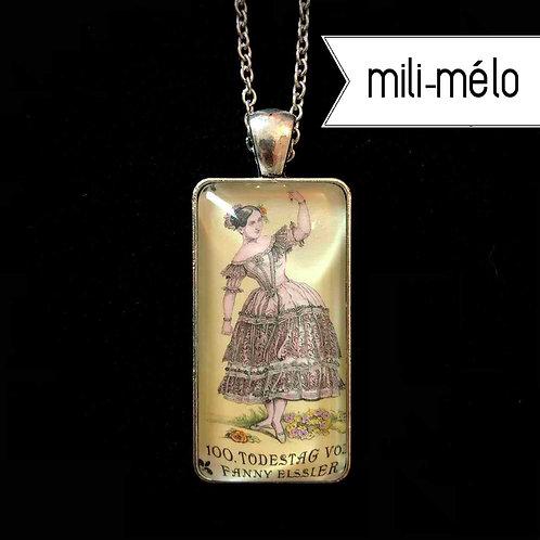 Fanny Elßler: mili-mélo (hoch)