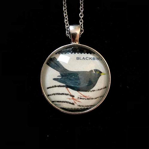 Blackbird, 1966 (gestempelt)