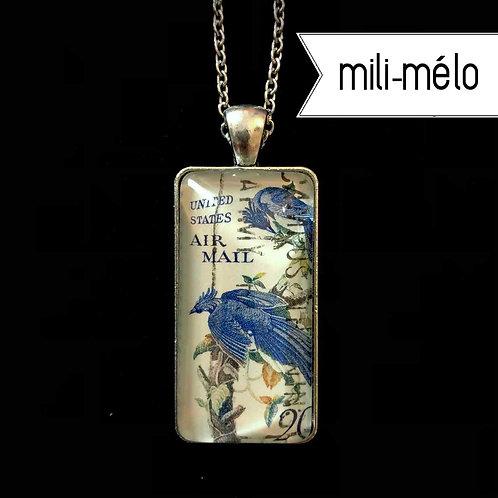 Bluebirds (1963, USA) Stempel 1: mili-mélo (hoch)