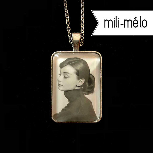 Audrey Hepburn (by Yousuf Karsh): mili-mélo