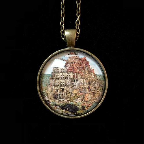 Brueghel: Turm von Babel I