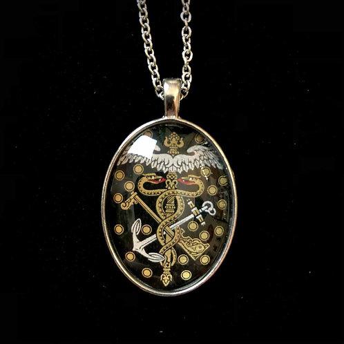 Wappen Gold-Silber (1900 / 1971)