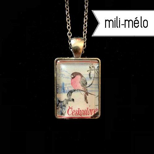 Dompfaff im Winter: mili-mélo (mini)