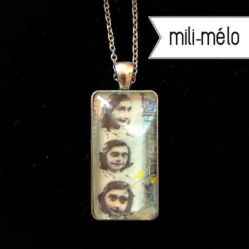 Anne Frank (Israel, 1988): mili-mélo (hoch)
