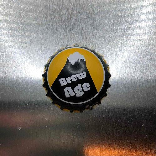 Kühlschrankmagnet Bier 009