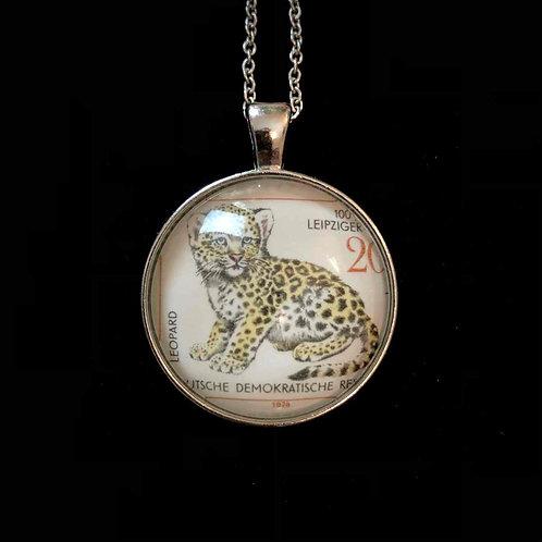 Leoparden-Baby