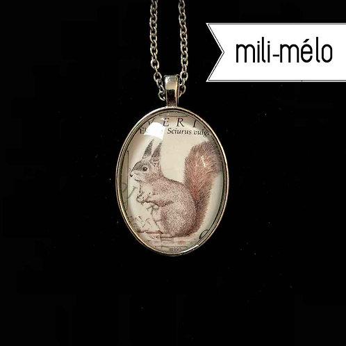 mili-mélo: Eichkätzchen (Schweden, 1992, gestempelt)