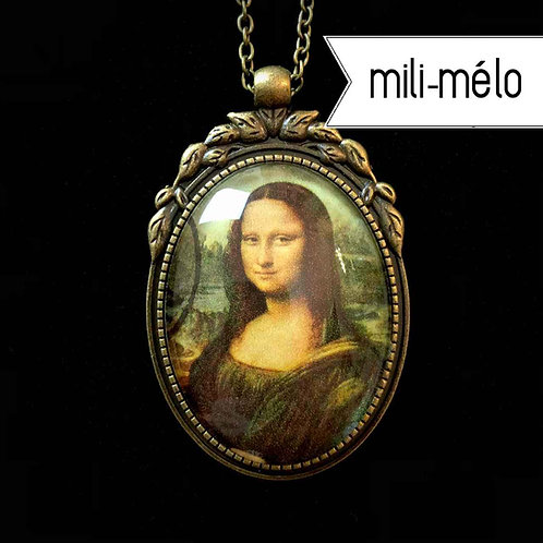 Mona Lisa (aus Seyun, Spezial, gestempelt)