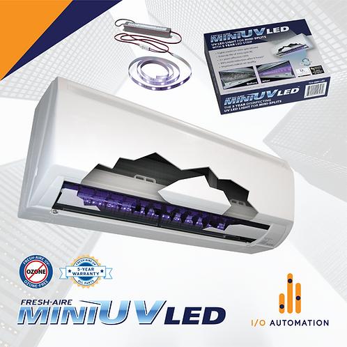 Mini UV LED - UV Light LED System for Mini-Splits