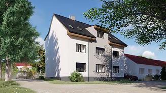 Bytový dům Rousínov