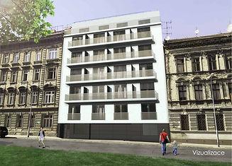 bytový dům Spolková