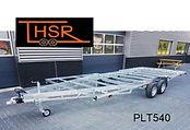 7 RQ TH540 PLT - Remorques pour Tiny Hou