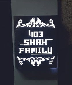 Name Plate Design 2