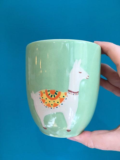 Pot/mug personnalisé