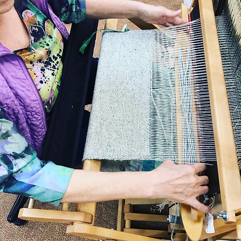 Weaving with Pam Allison