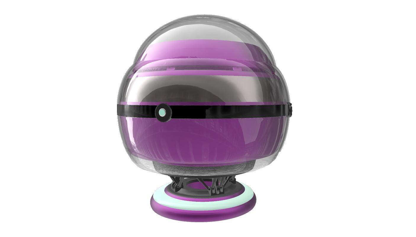 Purple APG