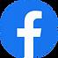 Logo Facebook avec lien vers la page Facebook