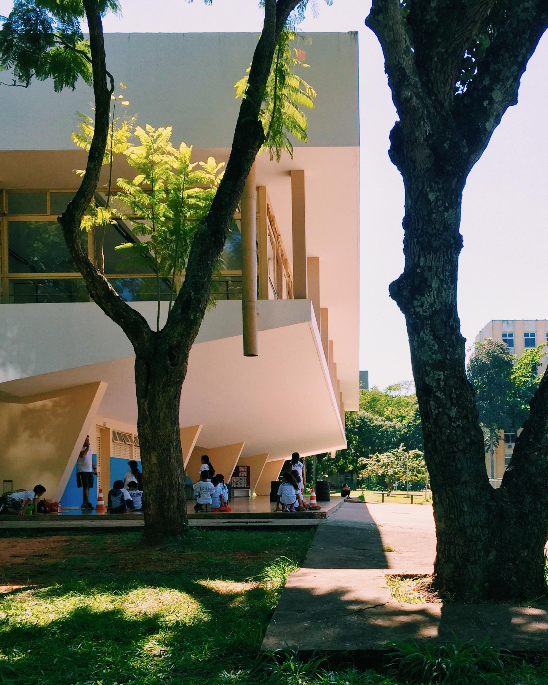 Escola Parque 308 Sul.