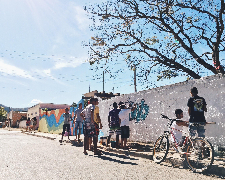 Renovação/ocupação do espaço público