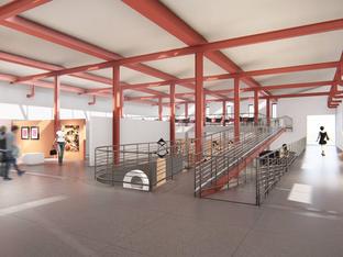 Centro Mascarenhas, exposição.