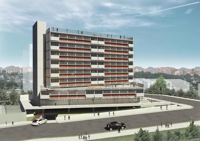 Edifício da Rua Pará