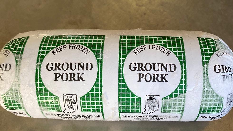 Fresh Ground Pork