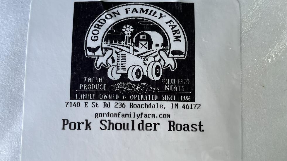 Pork Butt 7-8LBS