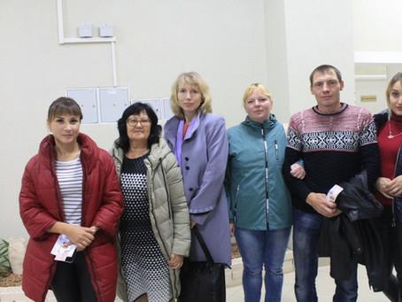 Вчера сотрудники Учреждения посетили концерт, актеров Виктории и Антона Макарских
