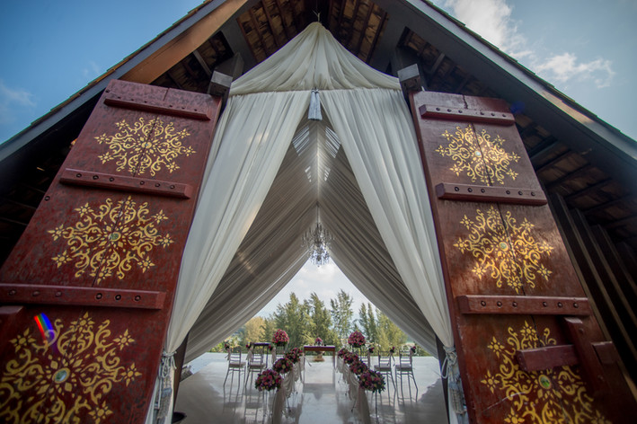 Destination Wedding - Thailand Phuket @ Anantara Resort