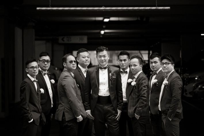 Wedding Day - Alky & Fung's Wedding