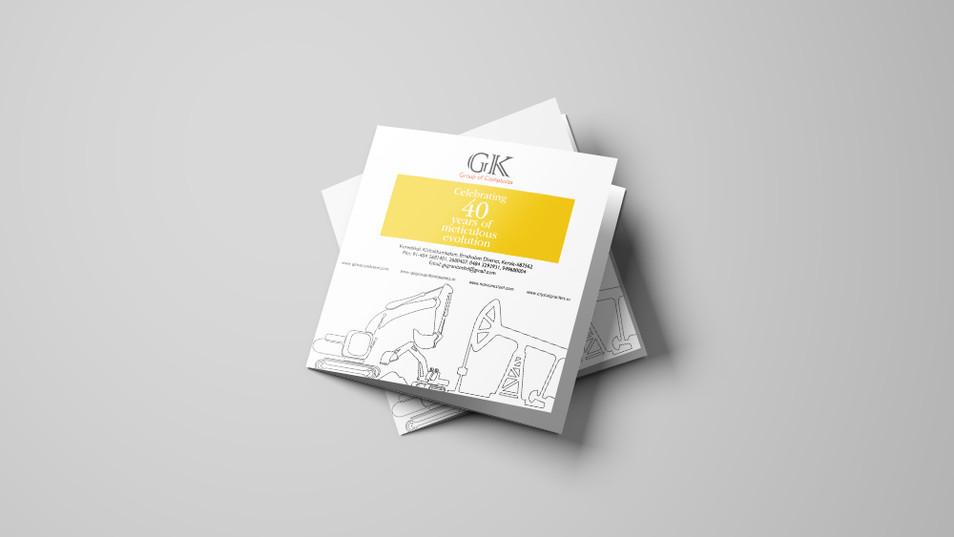 G K Granites- Brochure