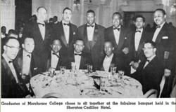 1954 convention banquet