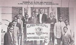 Alpha Rho Chapter in 1967