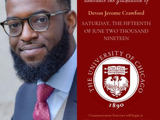 Brother Devon Jerome Crawford (Spring 2013) Named Inaugural Director Of The William Monroe Trotter C