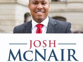 AP ALUMNI SPOTLIGHT:  Brother Joshua Hubert McNair (Fall 2003) Enters Race For Georgia House Of Repr
