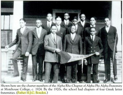 Alpha Rho Chapter FOUNDERS 1924
